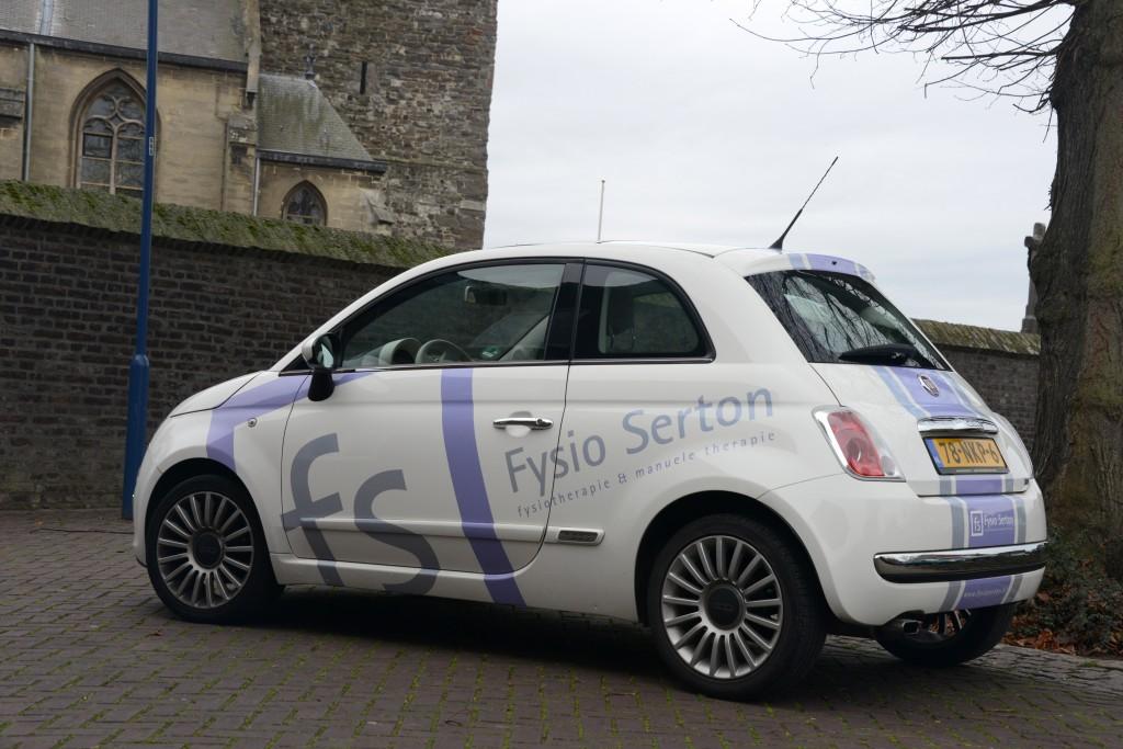 FysioSerton Fiat 500